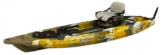 Kayak Feelfree Lure 11.5 Pesca con Timón